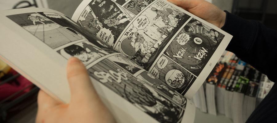 บอกลาหนังสือการ์ตูน - การ์ตูนยุคดิจิทัล